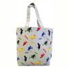 Customized bikini design Reusable wholesale cotton tote bags