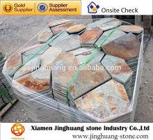 Random Slate Tile/Black Slate Stone/Veneer Culture Stone