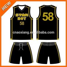 2014 New sublimation basketball training jersey