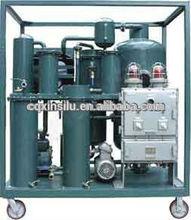 Xl-b serie vacío a prueba de explosiones planta de reciclaje de aceite