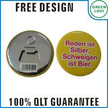 Free design Japan quality standard bottle opener manufacturer