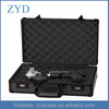 Professional Strong Aluminum Gun Storage Case With Foam ZYD-HZMgc006