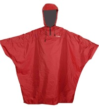pvc Jenny adult long rain coat