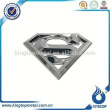 promotion car chrome badge emblem