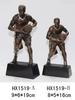 Polyresin sports figurine crafts trophy