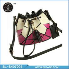 Hot Sale Fashion Design PU Vintage Leather Messenger Bag