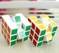 Abs matériel puzzle jeu de puzzle/personnalisée. cube magique/5.5*5.5*5.5cm plastiques cube magique