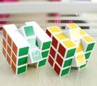 ABS material jigsaw puzzle game /custom magic cube / plastic magic cube 5.5*5.5*5.5cm