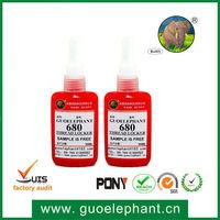 guo elephant 680 Anaerobic adhesives 680 3M retaining compound 3M retaining compound ThreeBond retaing compound