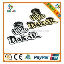 DAKAR car logo car decoration car logos with names