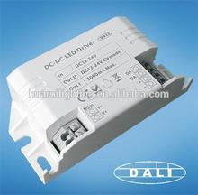 12v 24v 12V 1-120W single output DC input DALI led driver high quality led lighting accessories