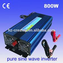 Pure sine wave 800W off grid solar panel inverter