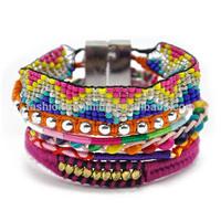 Handmade costume jewelry imported bracelets china