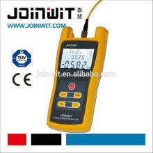 easy-to-use testing instrument JW3208 handheld optical power meter / Optical Power Meter850,980,1300,1310,1490,1550 (nm)