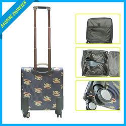 Best-selling custom cute design cartoon luggage children cartoon luggage