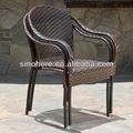 Completamente montado puesta de sol exterior silla de comedor ( conjunto de dos )