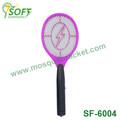 Sf-6004 matar mosquito elétrico raquete