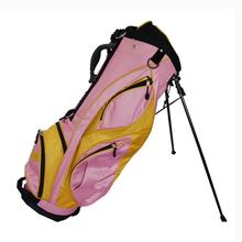 Direct Manufacturer detachable pockets golf stand bag