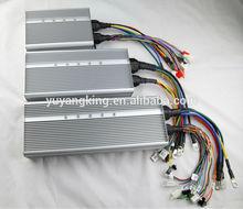 Three speed electric bike dc motor speed controller 24V 36V 48V 60V