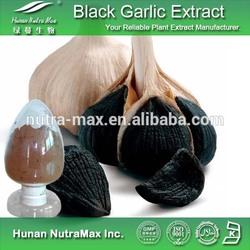 Halal&Kosher Black Garlic Extract/Health Black Garlic P.E./Black Garlic Oil