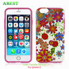 Cheap Water Transfer Printing For iphone6 case,different combo pattern case for iphone6