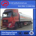 2015 new dongfeng DFL tianlong FUEL TANK 30000L heavy 8x4 fuel tank truck
