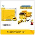 hot caminhão construção rc brinquedos do miúdo oc0185265