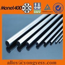 monel 400 high temperature nickel copper alloy steel round bar