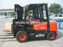 new model diesel forklift 2.5 tons for sale