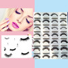 Job lota cheap natural false synthetic eyelashes,lashes for makeup