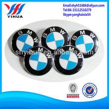 High Quality Custom Foreign chrome Electro Plating Car Logos