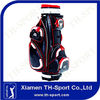 Luxury Top Quality PU Golf Staff Bag