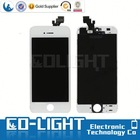Big promotion! 100% new and original On Sales for apple iphon 5 assembly lcd 30% OFF