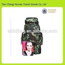 traveling backpack,camping bag,Jungle Camouflage bag