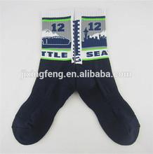 bulk wholesale custom brand sports sock