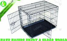 Metal Folding Dog Crate, Welded Dog Cage DSA24