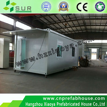 Prefabricated House for accommodation/temporary living/office