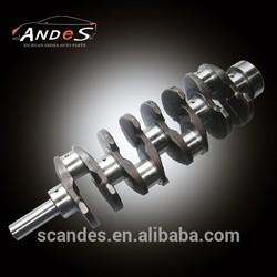 High Performance Auto Crank Parts Cast IronToyota 8A 479Q Crankshaft