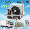r22 r404a 1HP refrigeration compressor condensing unit cooling refrigeration unit for cargo van