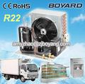 unité de réfrigération pour camions et remorques avec boyard r22 compresseur frigorifique hermétique rotatif