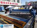 Alambre de acero y barras de refuerzo de malla de soldadura y máquinas de conformación( jiaoyang)