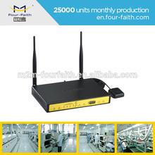 F7B32 Industrial 3G , dual module, dual SIM card router, supports HSUPA/HSDPA wireless m2m router m