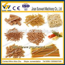Complete line automatic italian macaroni pasta making machines