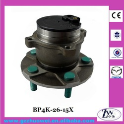 Mazda 3 Mazda 5 Spare Parts Rear Axle Hub Bearing, Wheel Hub Bearing BP4K-26-15X 6M51-2C299-AA