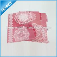 Hot Sale Expanding Plastic File Folder file pocket for Office Supply