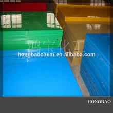 blue sheet plastic cover/wear resistant plastic uhmw-pe board/Self-lubrication uhmw pe panel