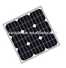 25W Mono Solar Panel Price