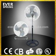 New desgin hot sell electric solar powered portable fan