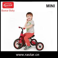 RASTAR 2014 baby smart 3 wheel plastic tricycle kids bike