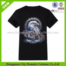 Custom new design 3d , 3d print shirt , wholesale t-shirts 3d (lvt08000169)
